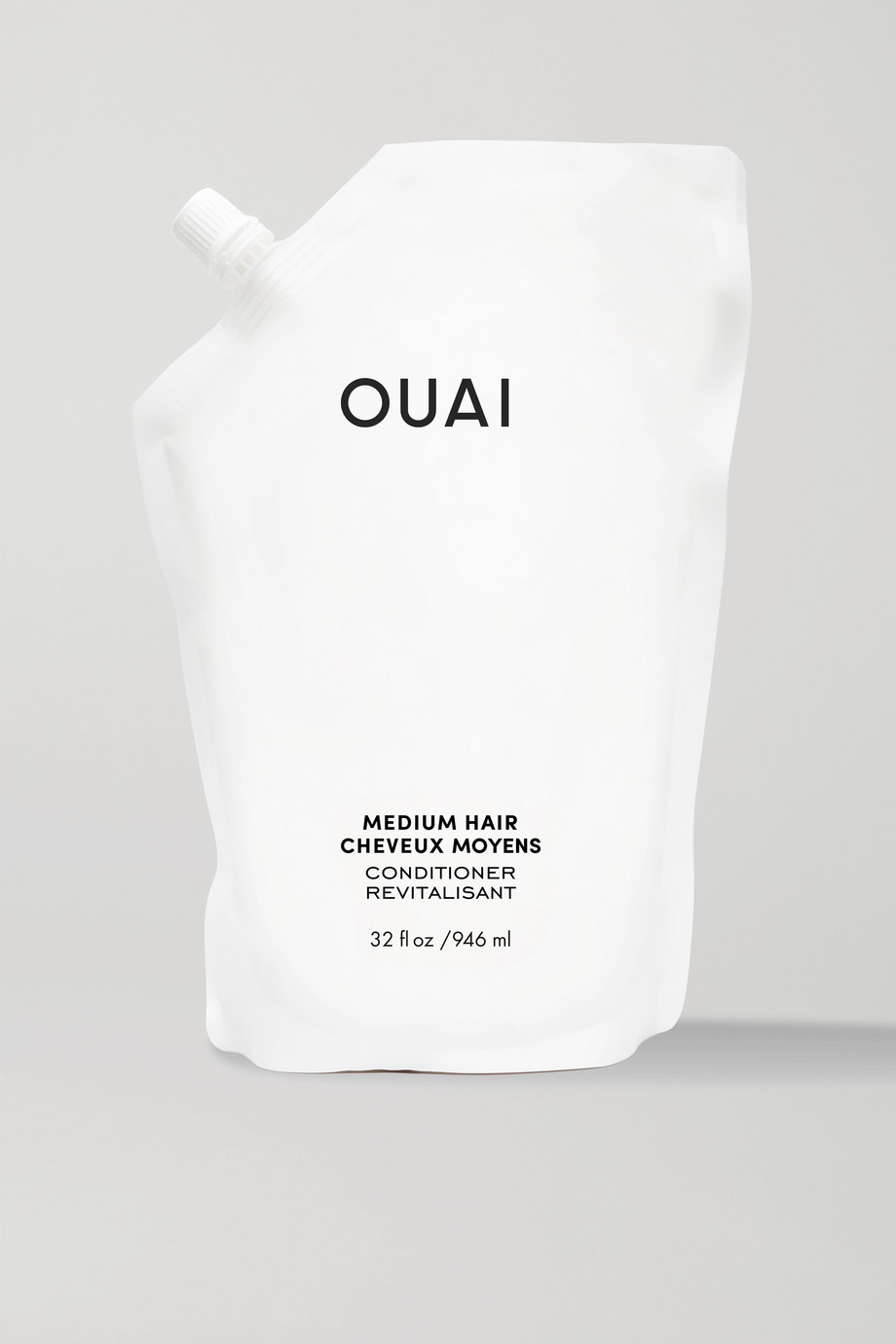 OUAI HAIRCARE Medium Hair Conditioner Refill, 946ml