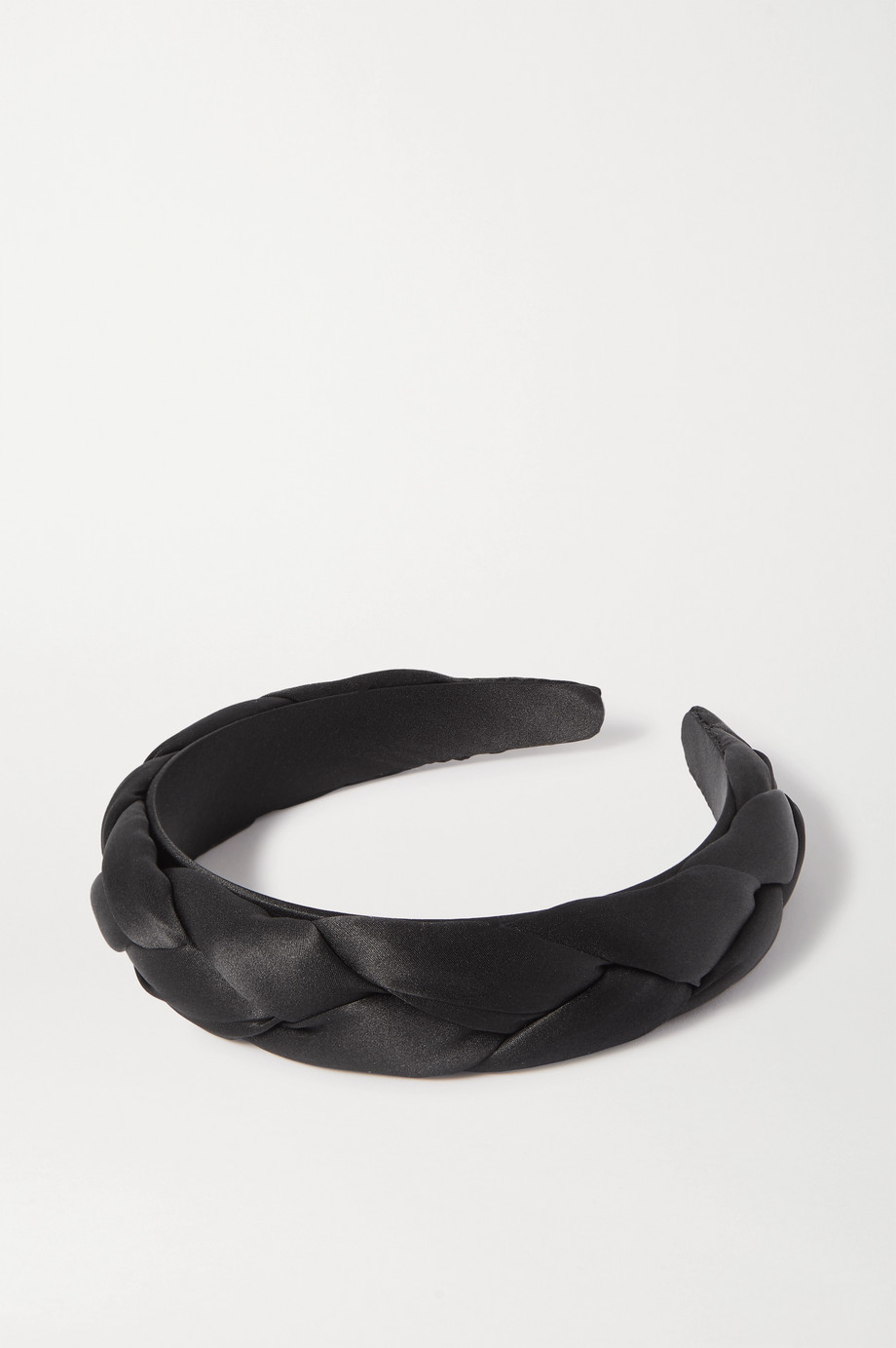 SOPHIE BUHAI Braided satin headband