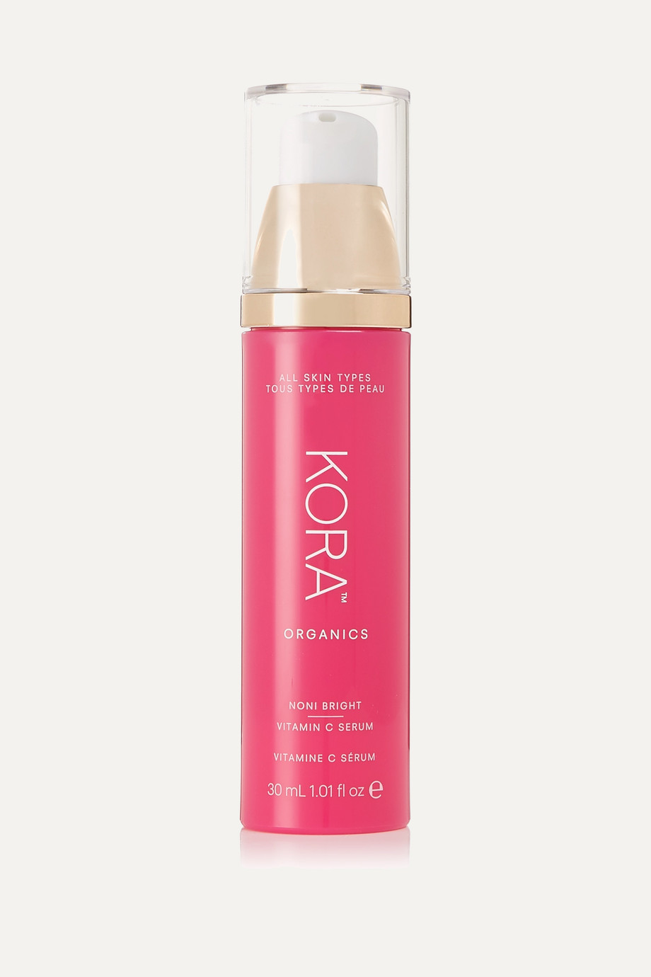 KORA ORGANICS Noni Bright Vitamin C Serum, 30ml