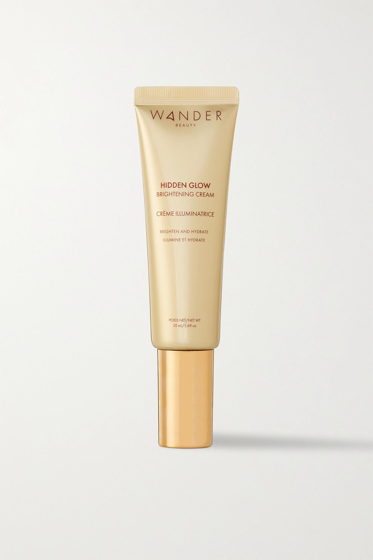 WANDER BEAUTY - Hidden Glow Brightening Cream, 50ml - one size
