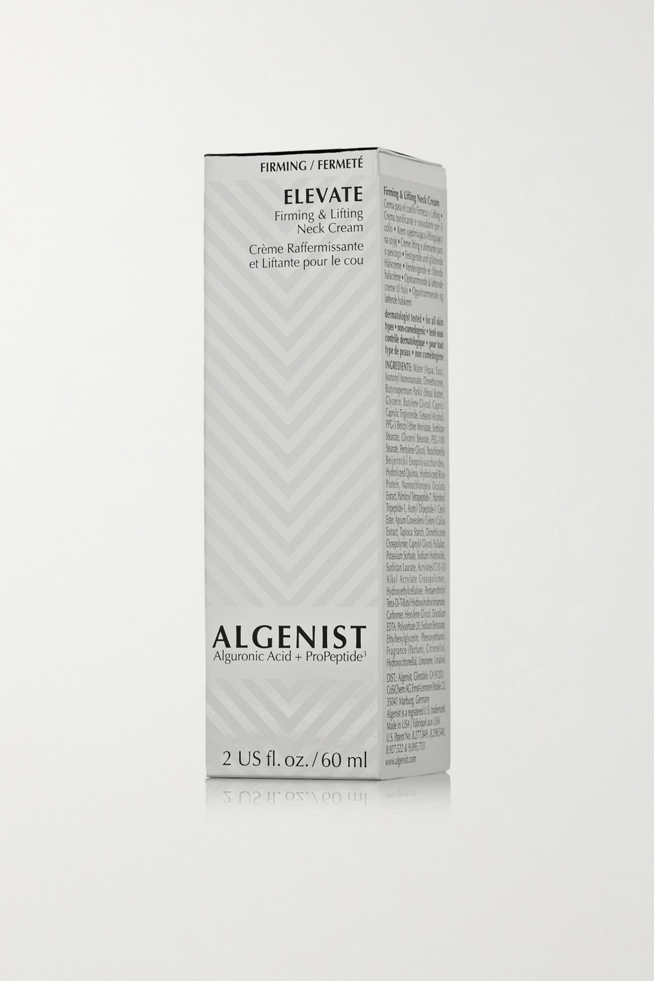 ALGENIST ELEVATE Firming & Lifting Neck Cream, 60ml