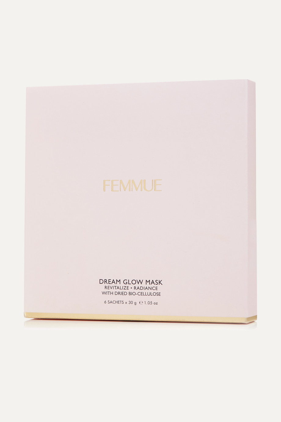 FEMMUE Dream Glow Revitalize and Radiance Mask x 6