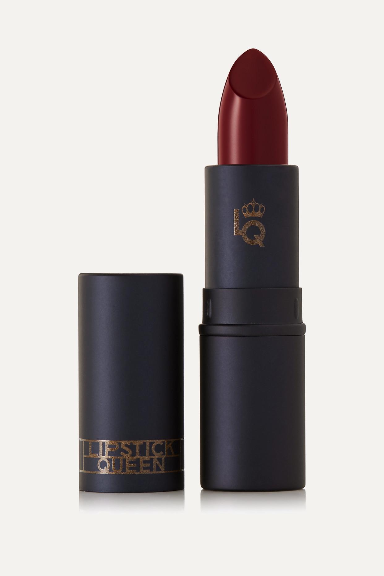 LIPSTICK QUEEN - Sinner Lipstick - Red Plum - Purple - one size