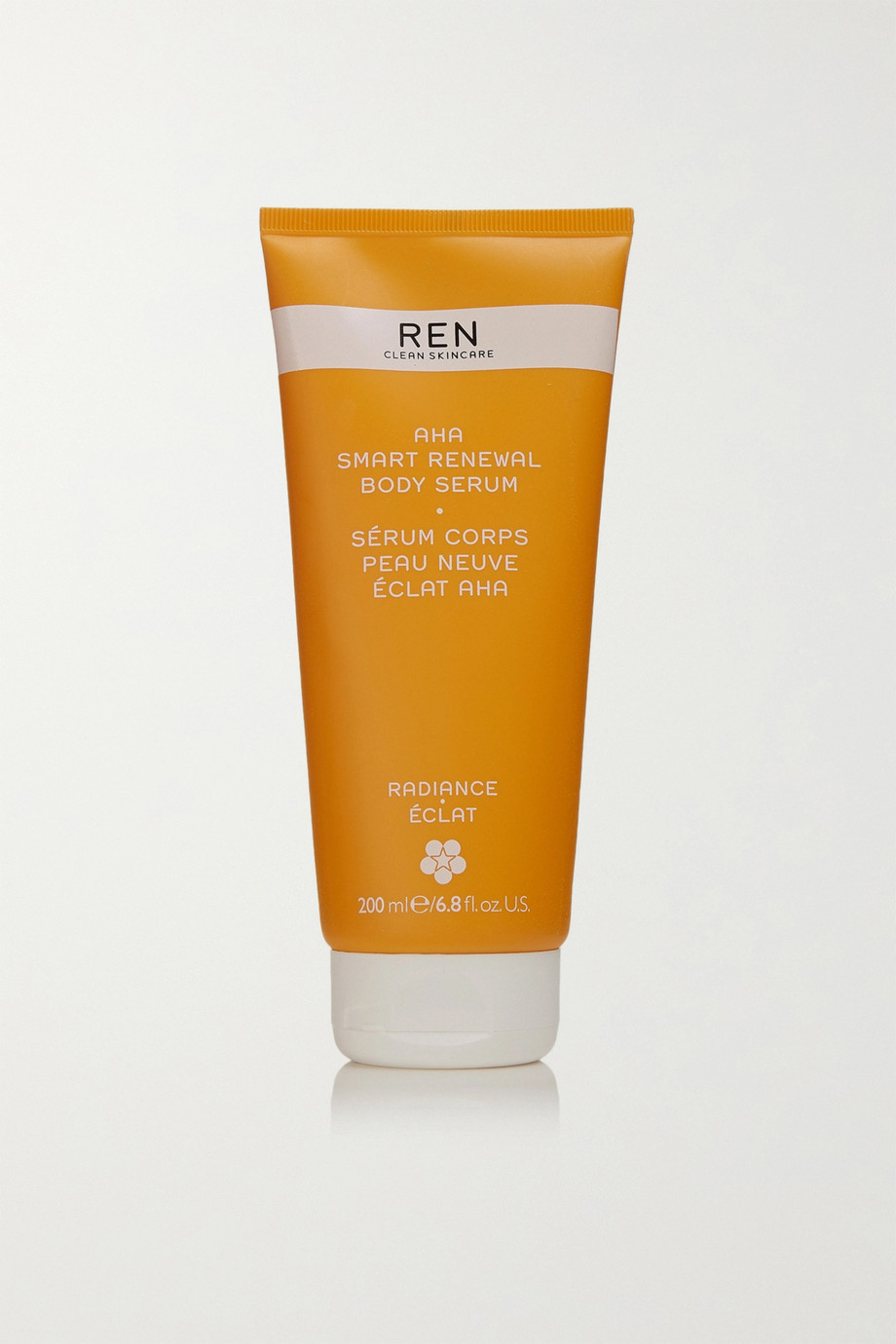 REN CLEAN SKINCARE AHA Smart Renewal Body Serum, 200ml