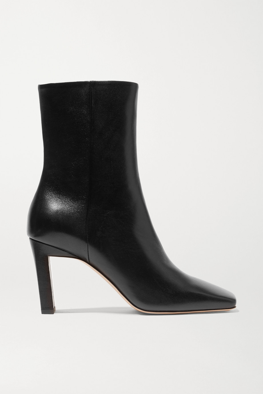 WANDLER Isa leather ankle boots