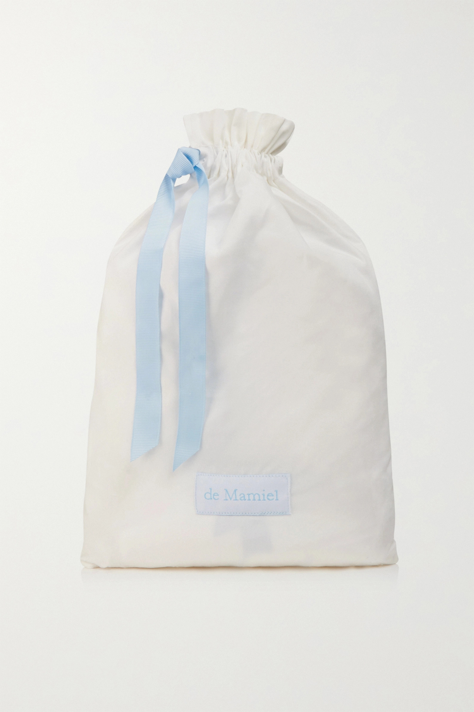 DE MAMIEL Set of three muslin cleansing cloths