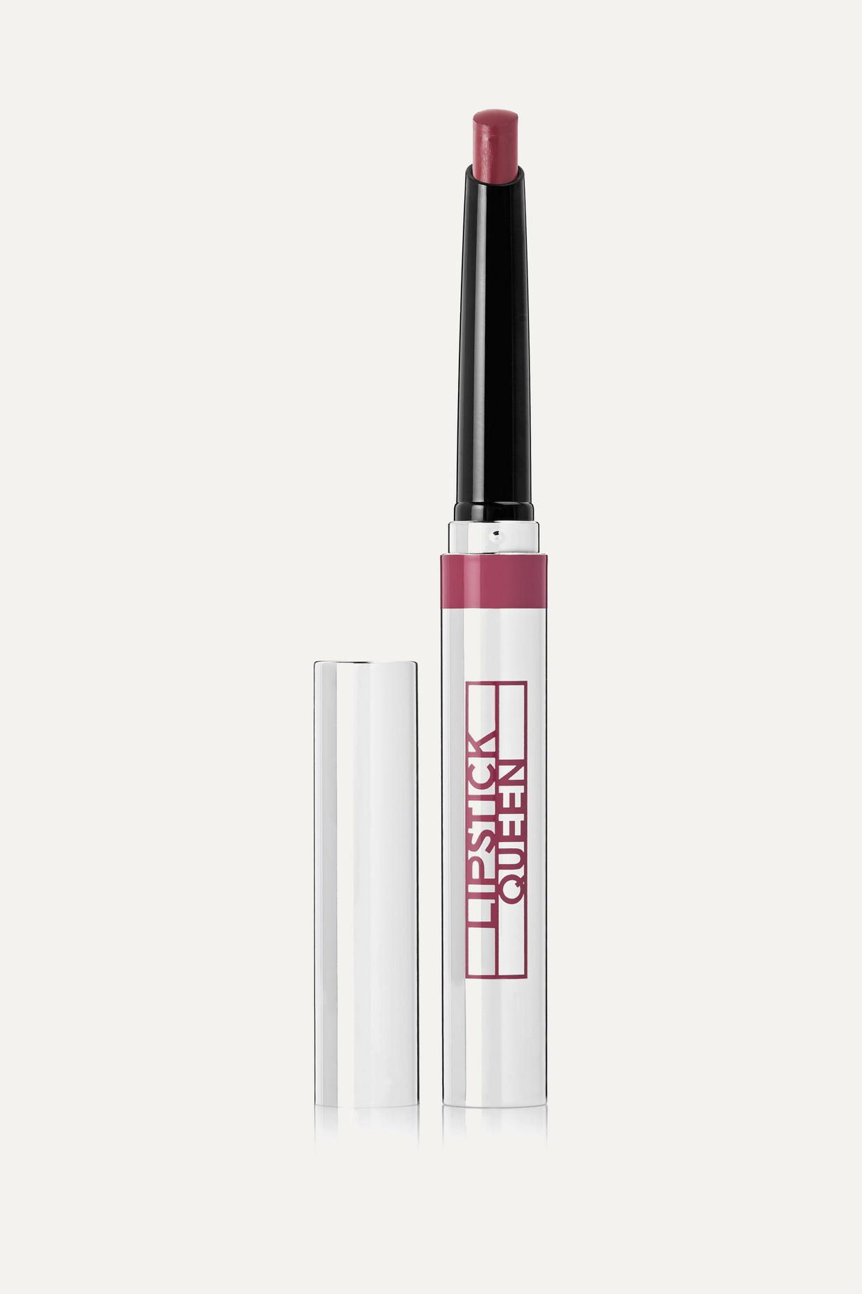 LIPSTICK QUEEN - Rear View Mirror Lip Lacquer - Little Nude Coupe - Burgundy - one size