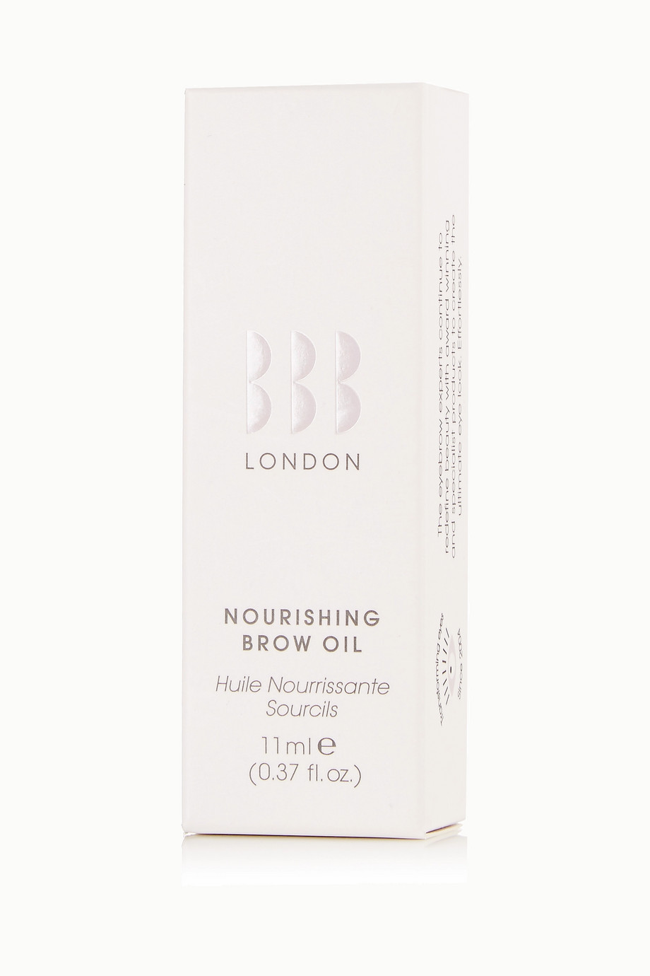 BBB LONDON Nourishing Brow Oil, 11ml