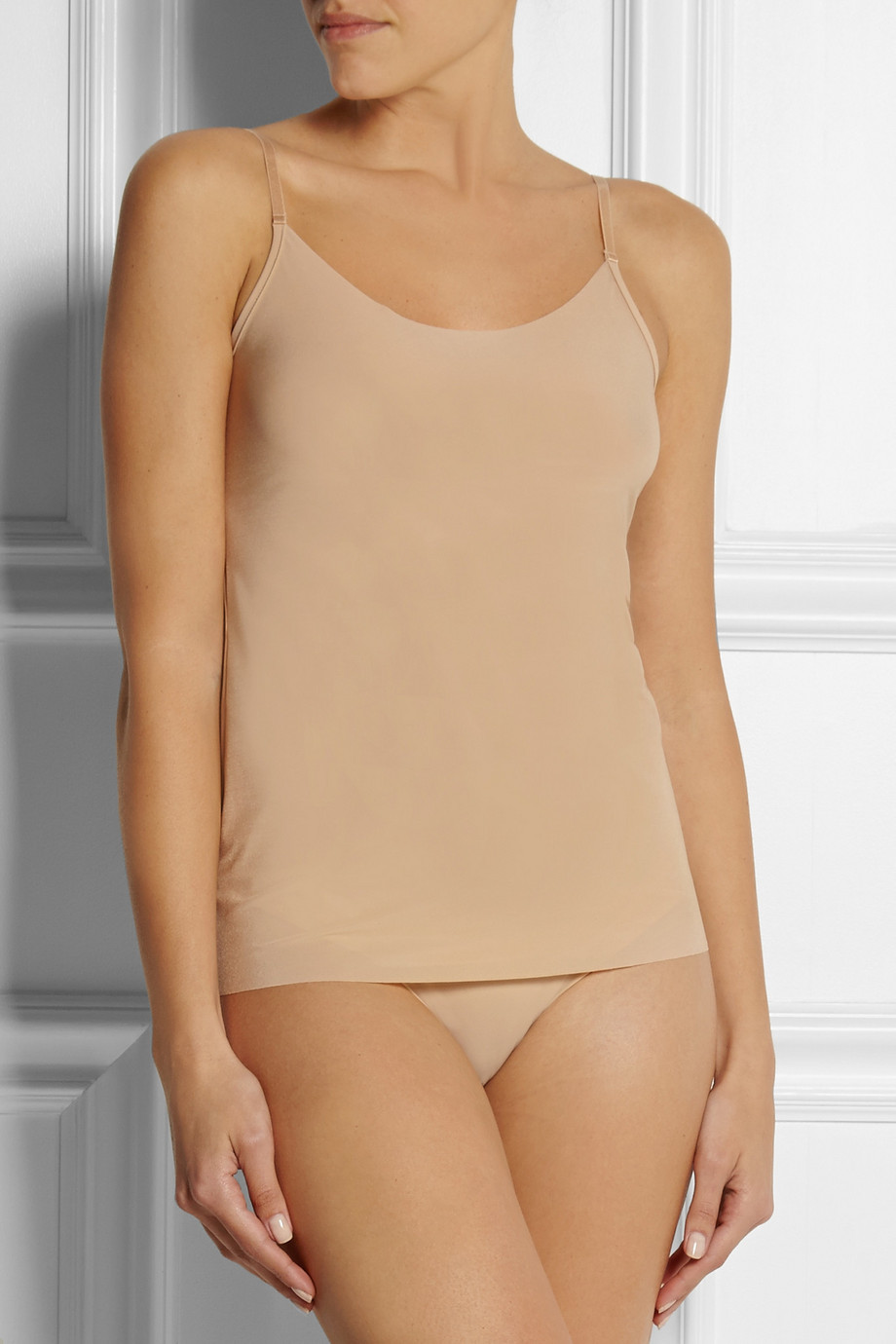 COMMANDO Whisper Weight stretch camisole