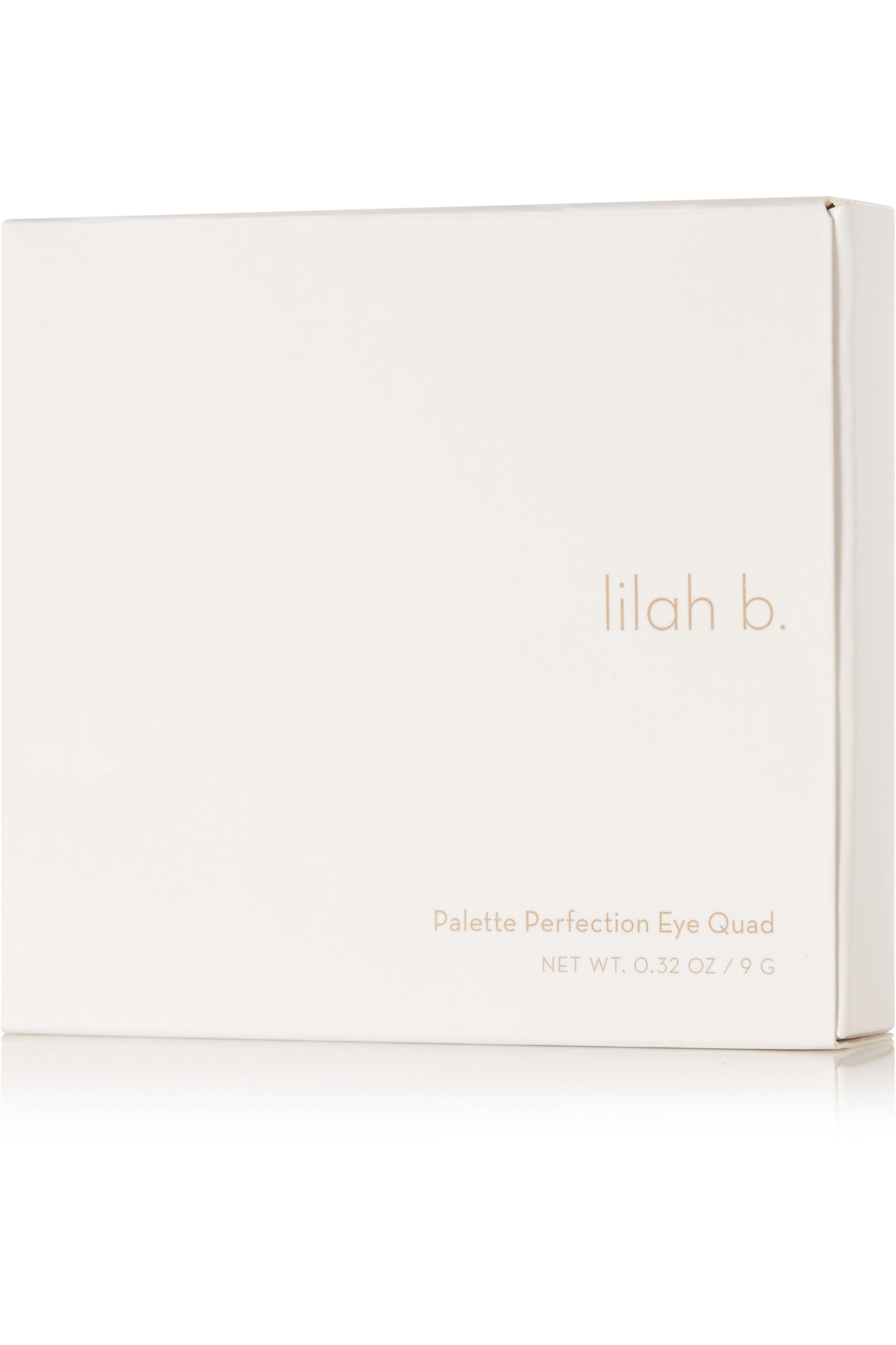 LILAH B. Palette Perfection Eye Quad - b.alluring