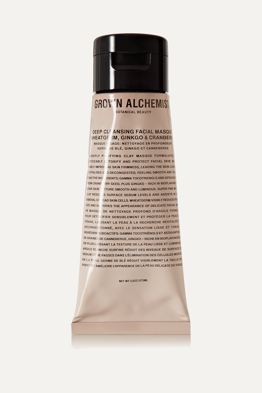 GROWN ALCHEMIST Deep Cleansing Facial Masque, 75ml