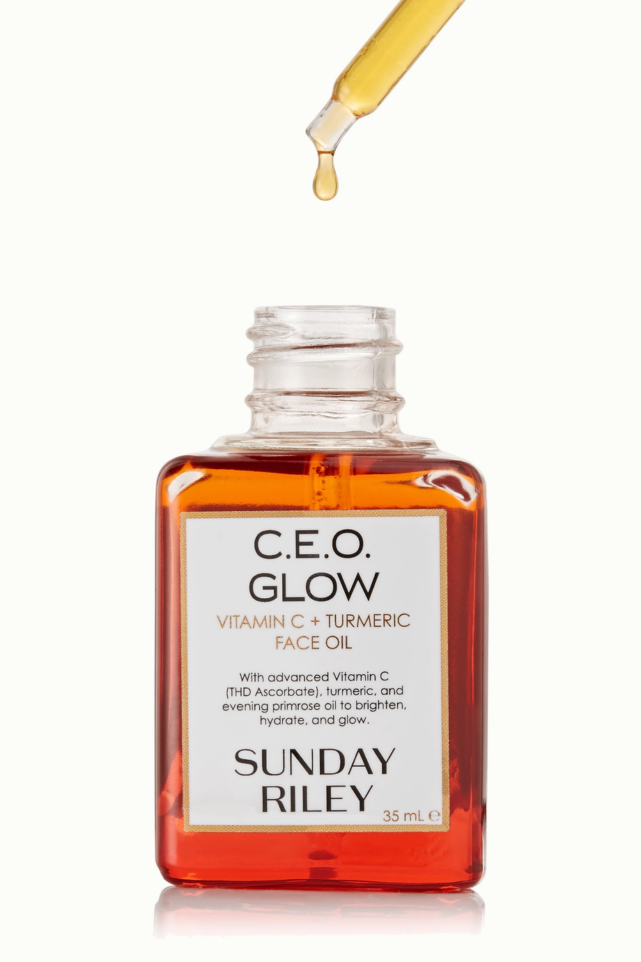 SUNDAY RILEY C.E.O. Glow Vitamin C + Turmeric Face Oil, 35ml