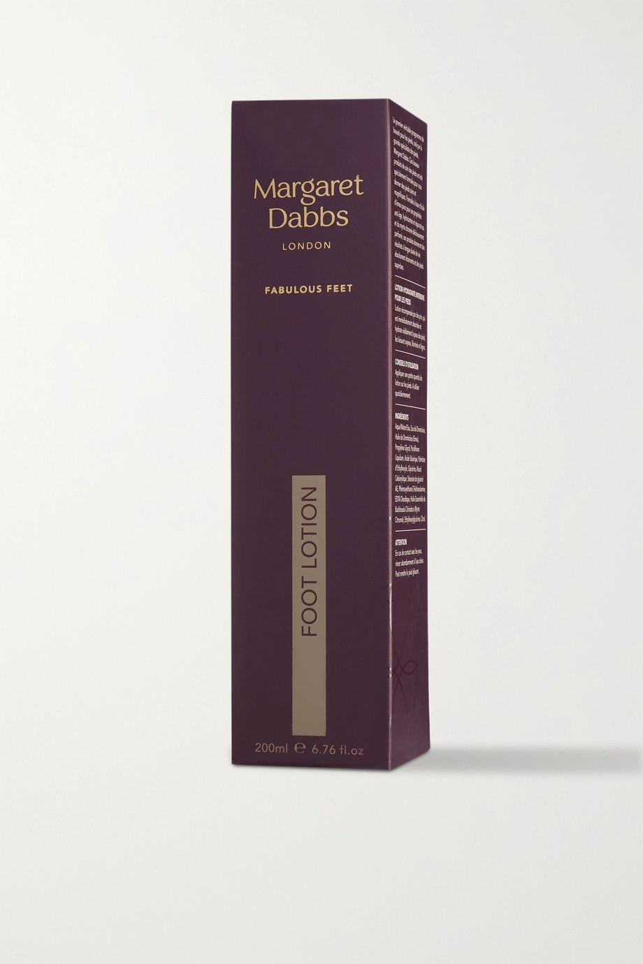 MARGARET DABBS LONDON Intensive Hydrating Foot Lotion, 200ml