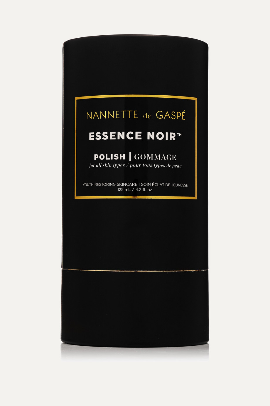 NANNETTE DE GASPÉ Art of Noir - Essence Noir Polish, 125ml