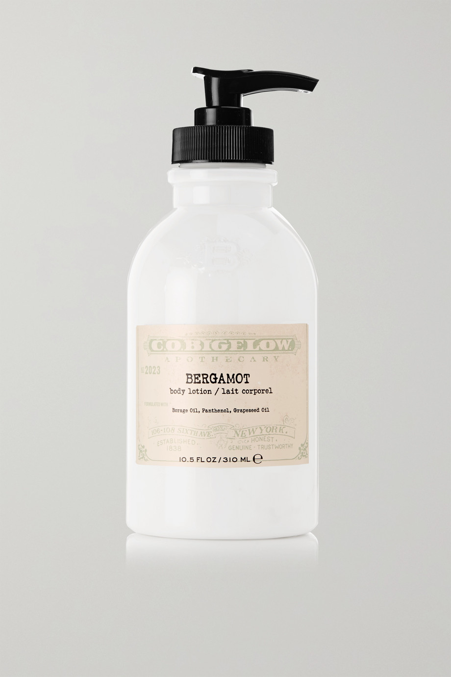 C.O. BIGELOW Bergamot Body Lotion, 310ml