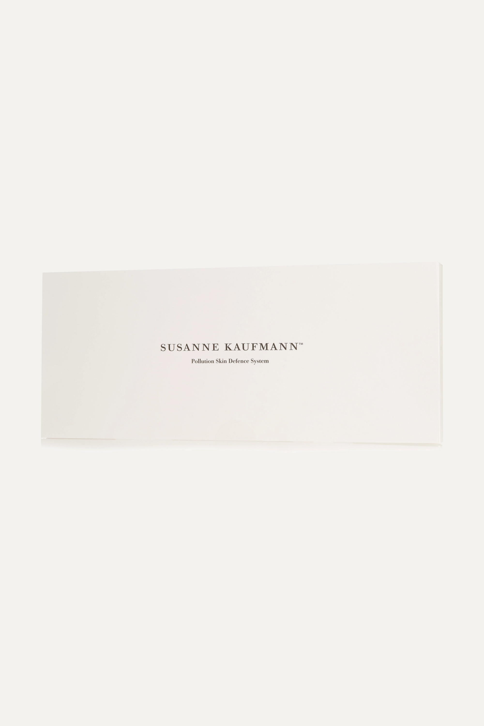 SUSANNE KAUFMANN Pollution Skin Defence System