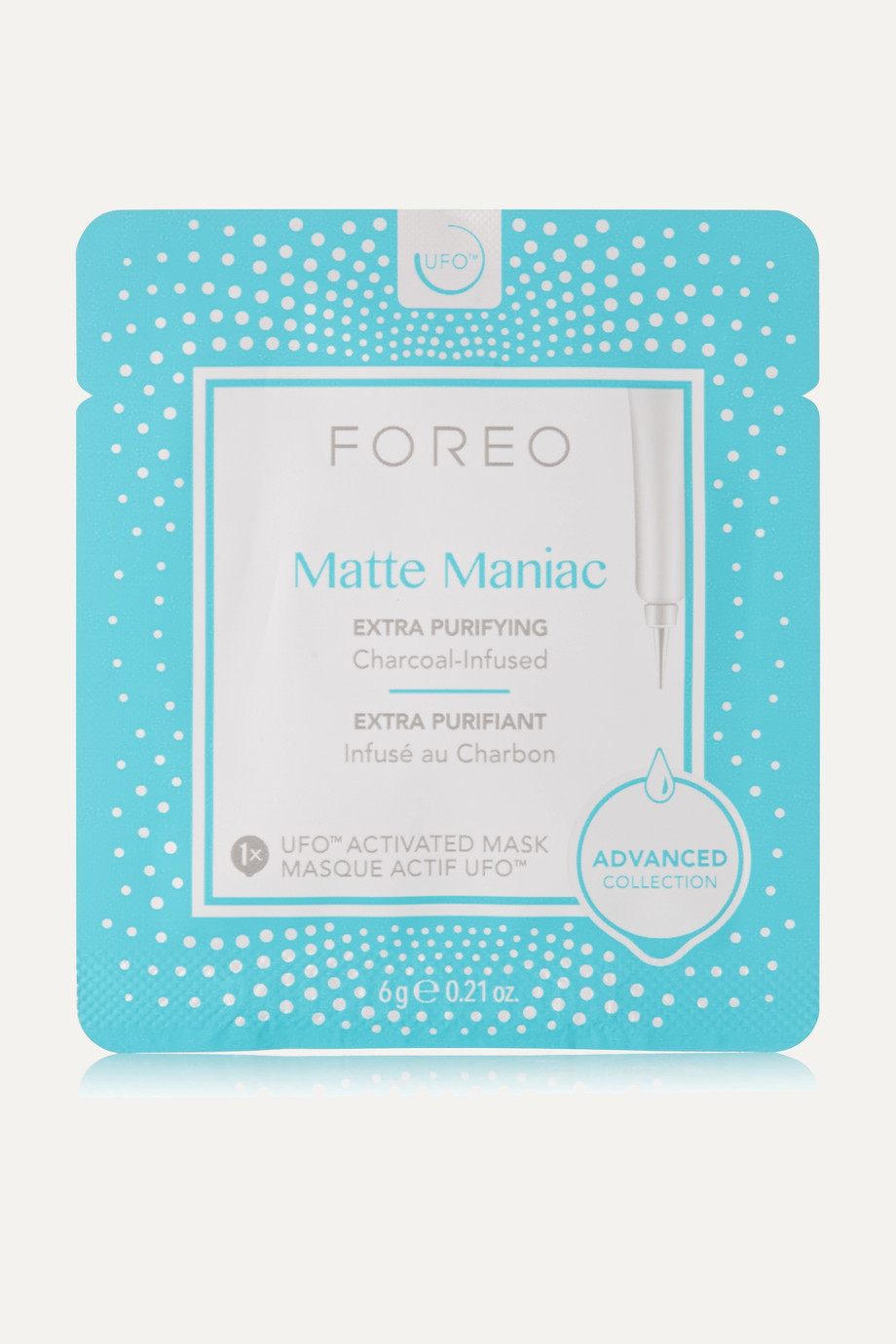 FOREO Matte Maniac UFO Face Mask For Oily Skin x 6