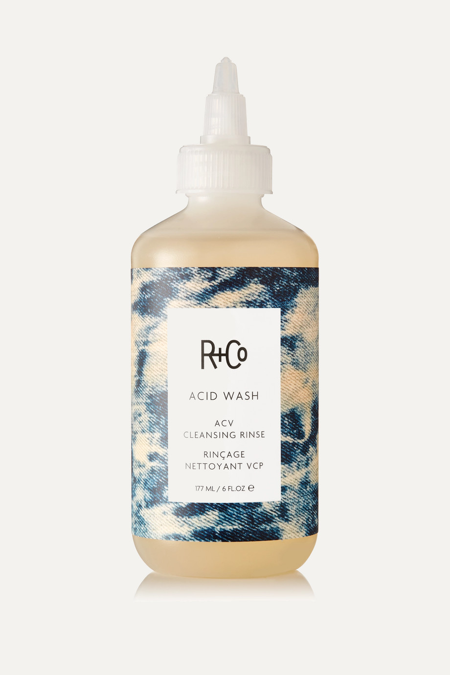 R+CO Acid Wash: ACV Cleansing Rinse, 117ml