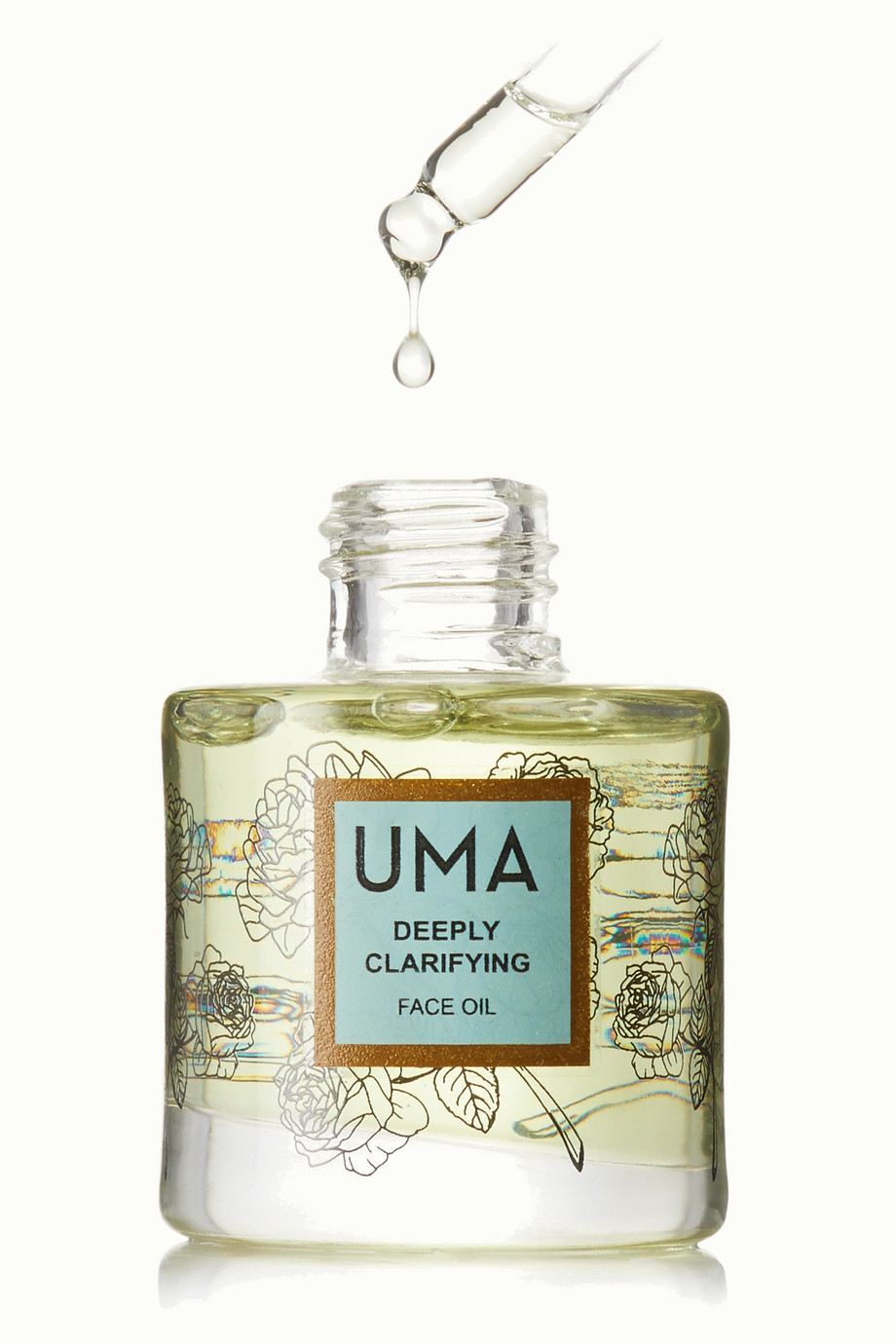 UMA OILS + NET SUSTAIN Deeply Clarifying Face Oil, 30ml