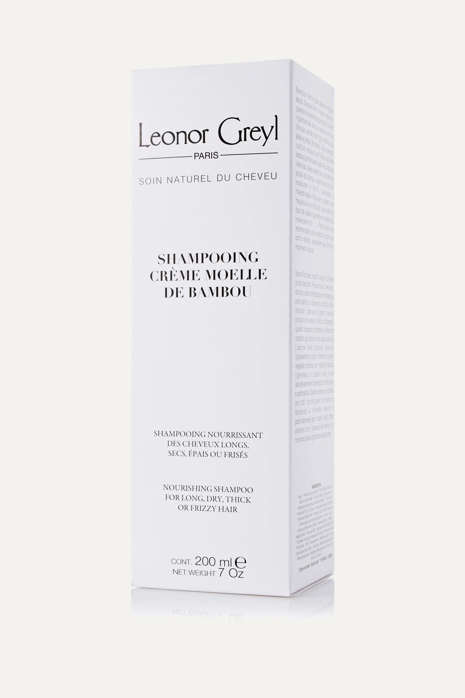 LEONOR GREYL PARIS Nourishing Shampoo, 200ml