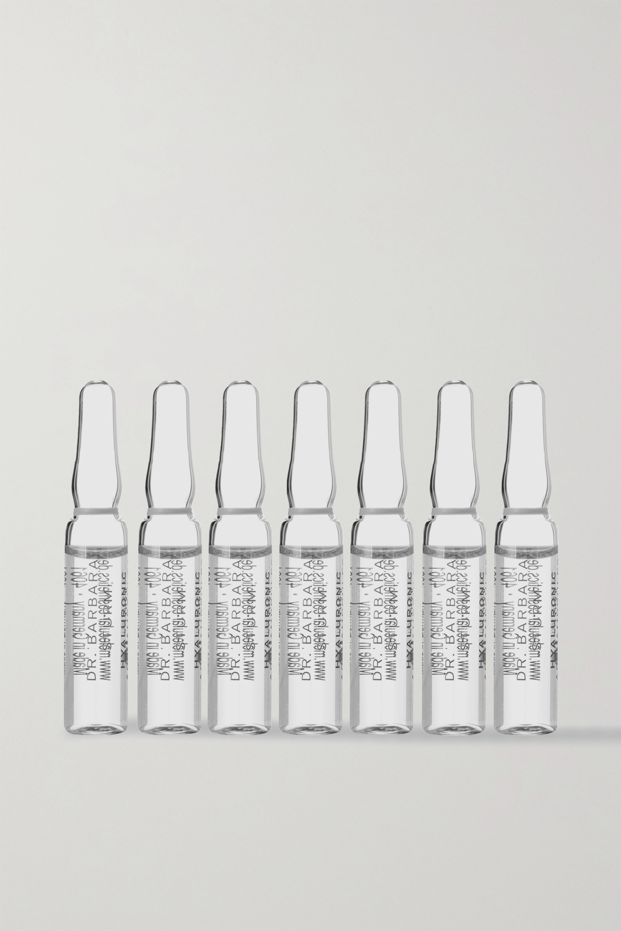 DR. BARBARA STURM Hyaluronic Ampoules, 7 x 2ml