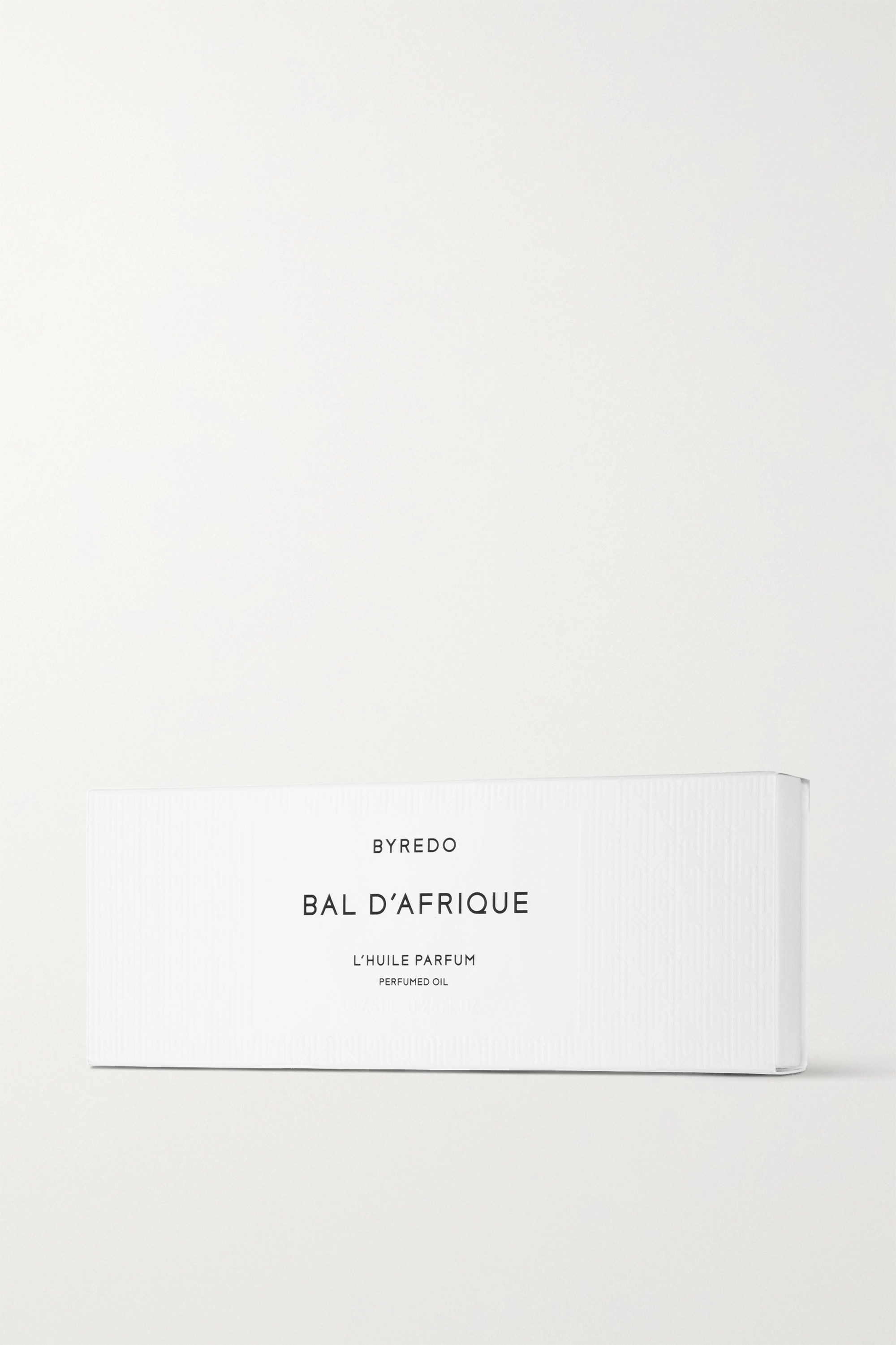 BYREDO Perfumed Oil Roll-On - Bal d'Afrique, 7.5ml