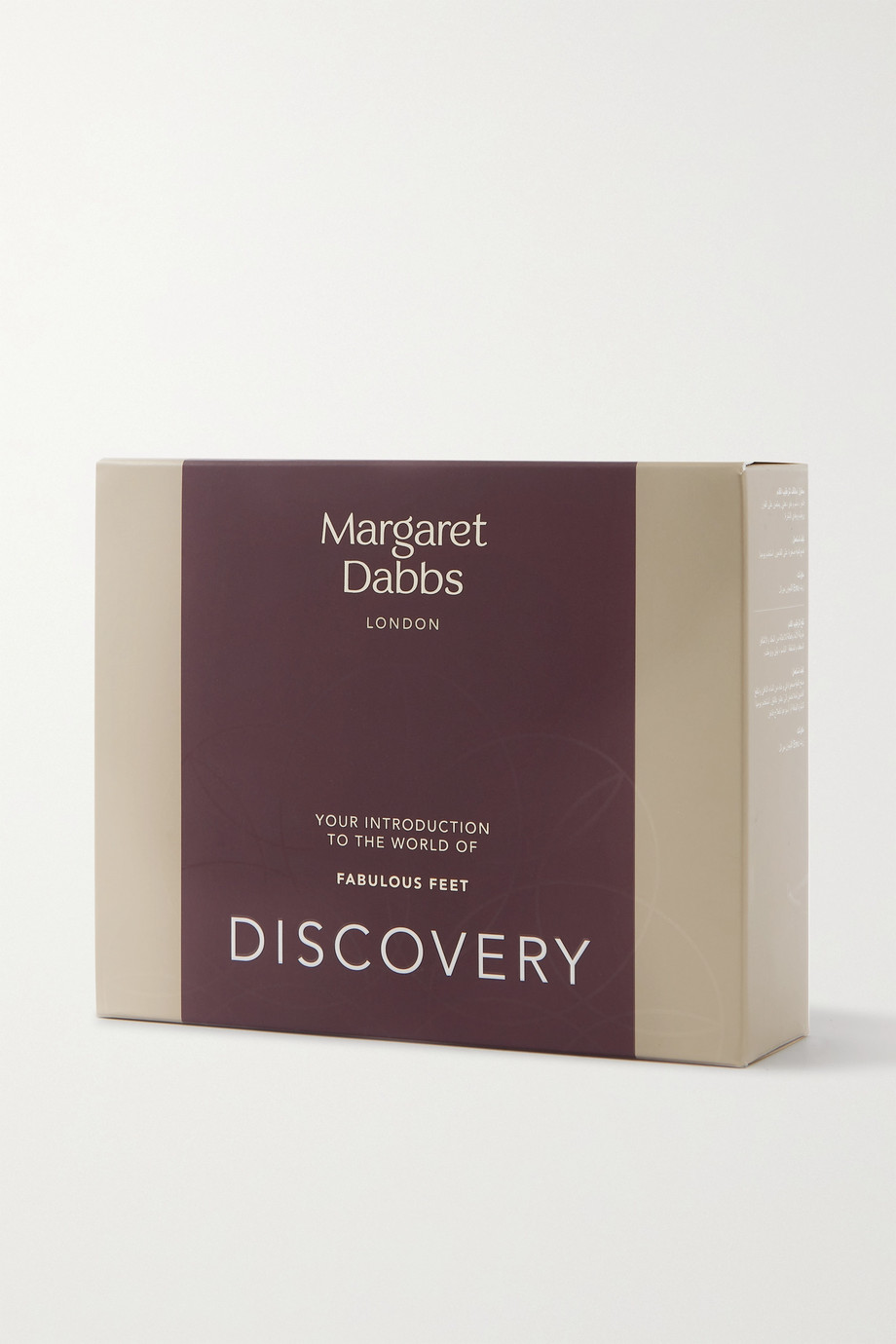 MARGARET DABBS LONDON Discovery Kit For Feet