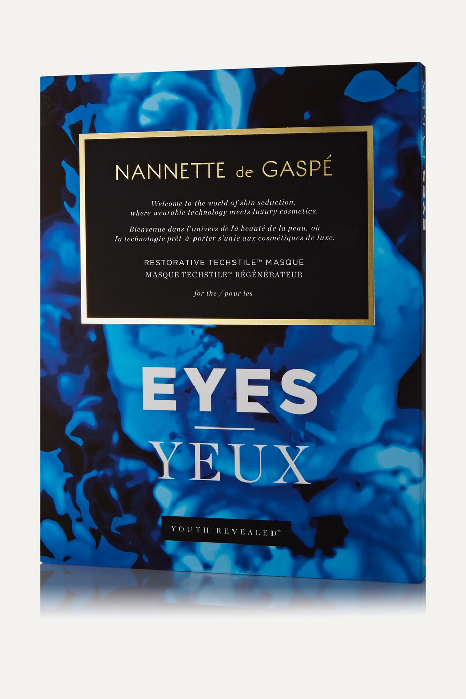 NANNETTE DE GASPÉ Restorative Techstile Eye Masque