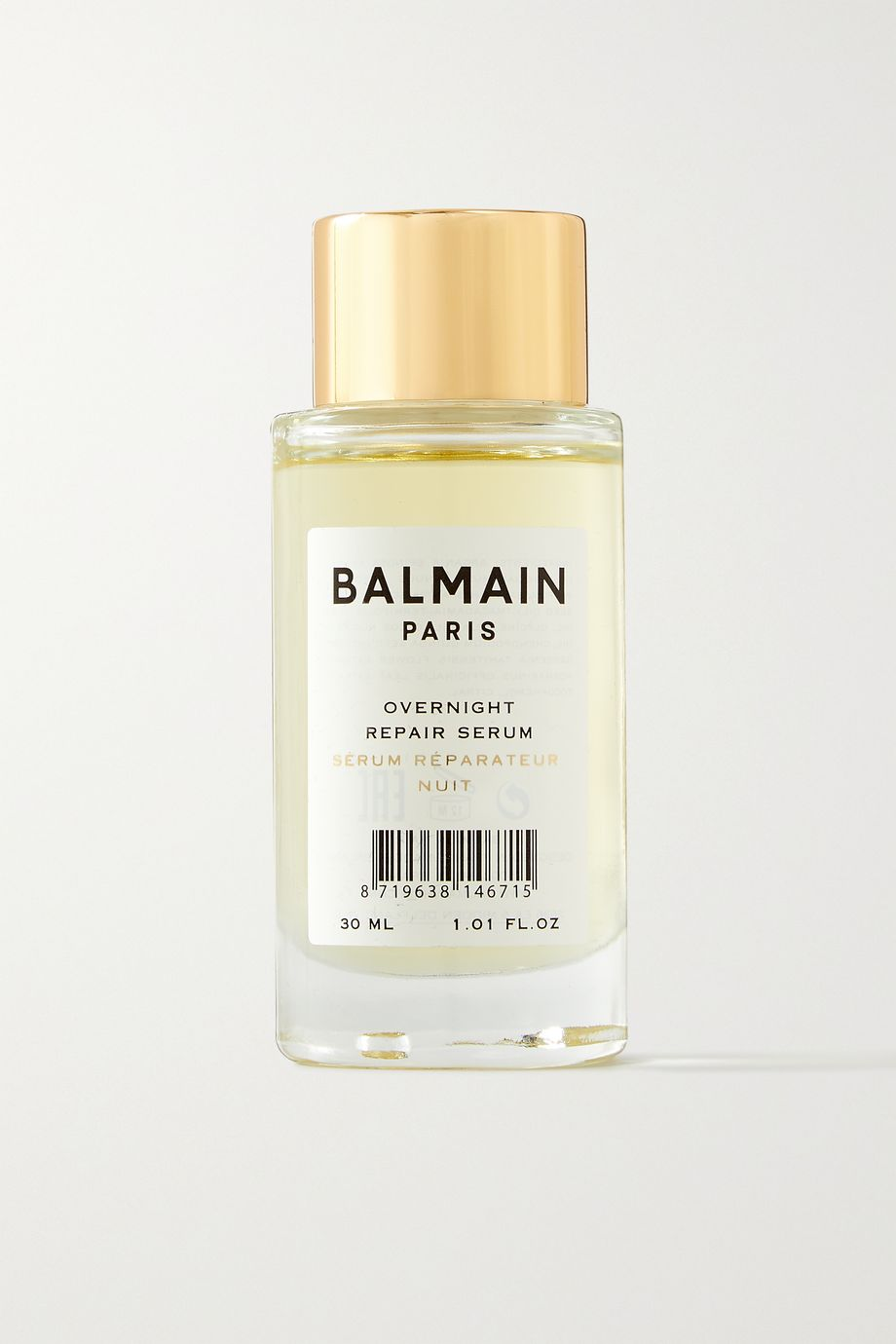 BALMAIN PARIS HAIR COUTURE Overnight Repair Hair Serum, 30ml