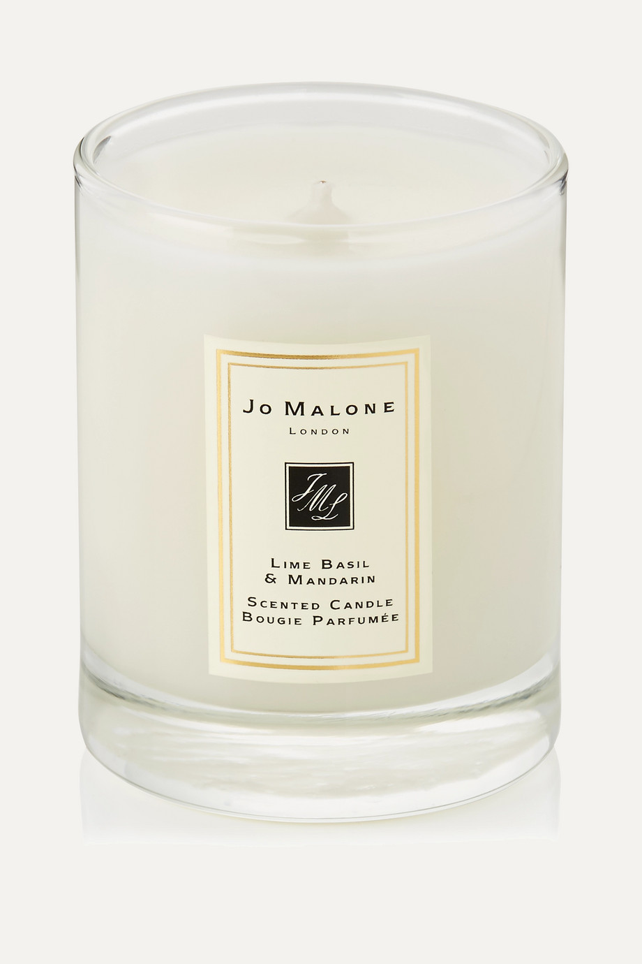 JO MALONE LONDON Lime Basil & Mandarin Scented Travel Candle, 60g