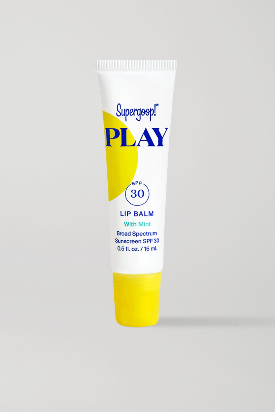 SUPERGOOP! PLAY Lip Balm with Mint SPF30, 15ml