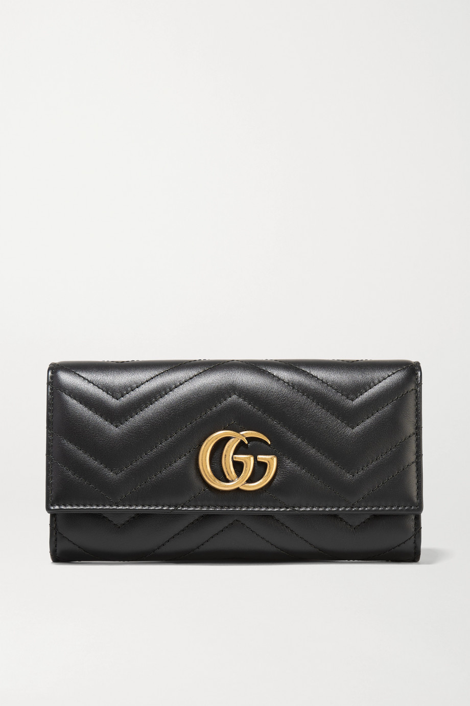 GUCCI GG Marmont quilted leather wallet