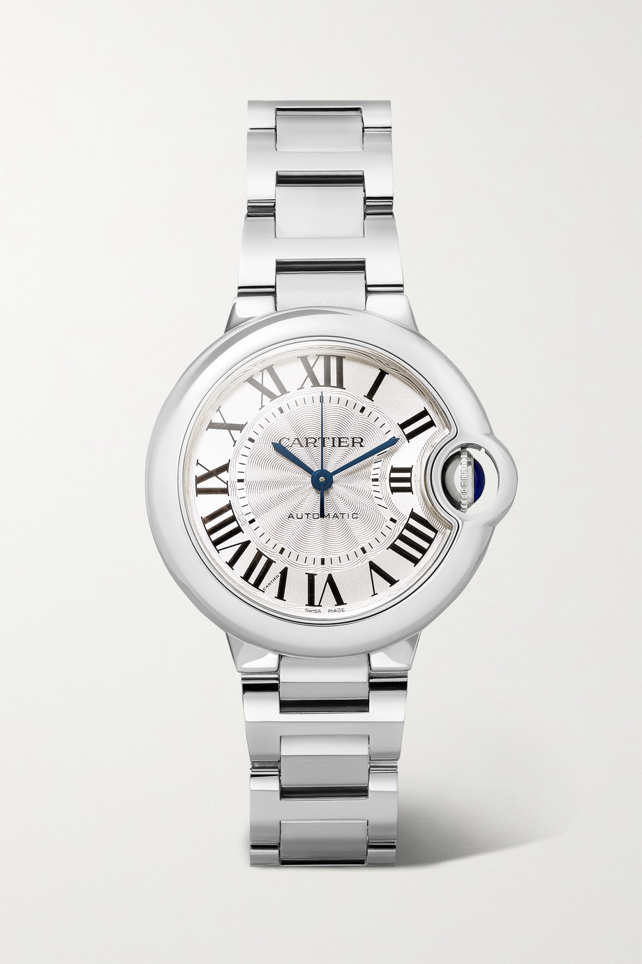 CARTIER Ballon Bleu de Cartier 33mm stainless steel watch