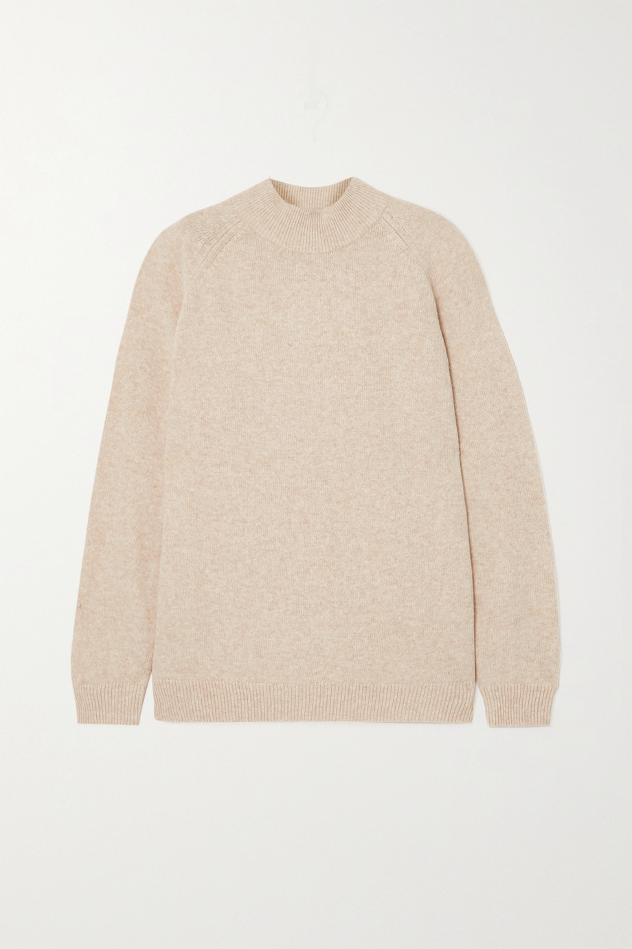 HOLZWEILER Flyndre wool turtleneck sweater