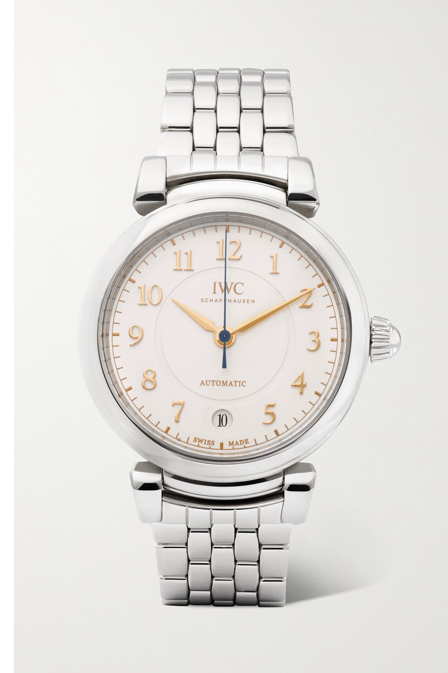 IWC SCHAFFHAUSEN Da Vinci Automatic 36mm stainless steel watch