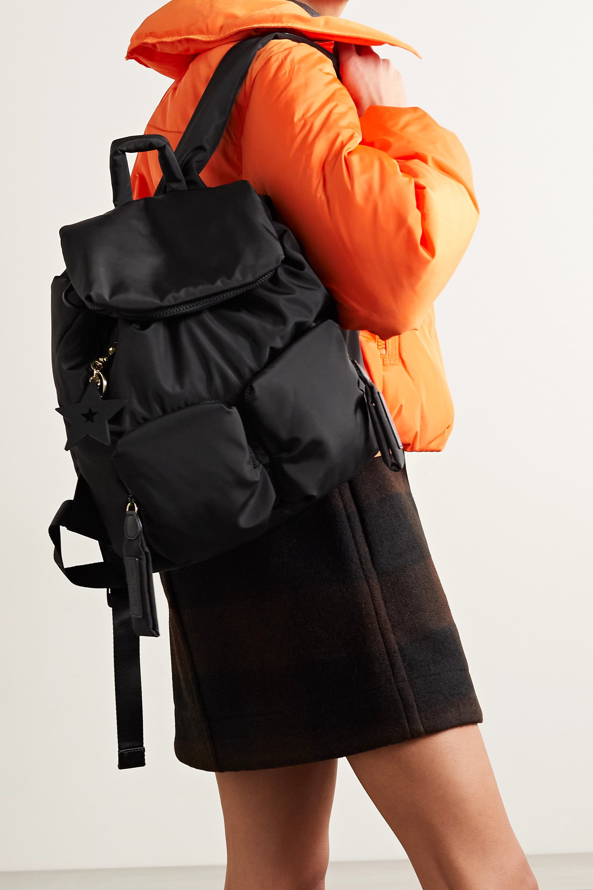 SEE BY CHLOÉ Joy Rider shell backpack