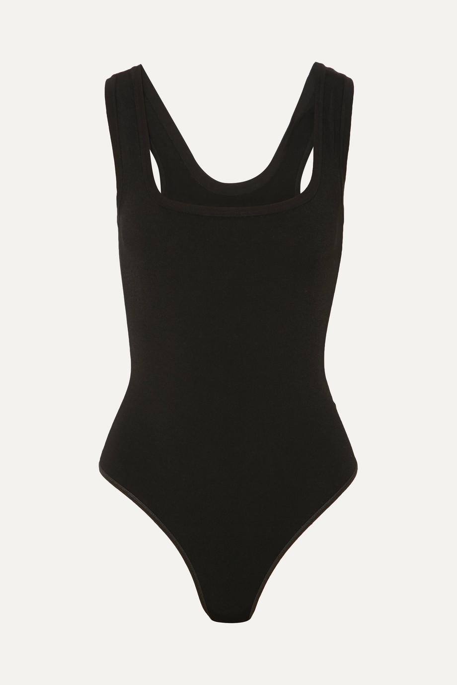 ALAÏA Stretch-knit bodysuit