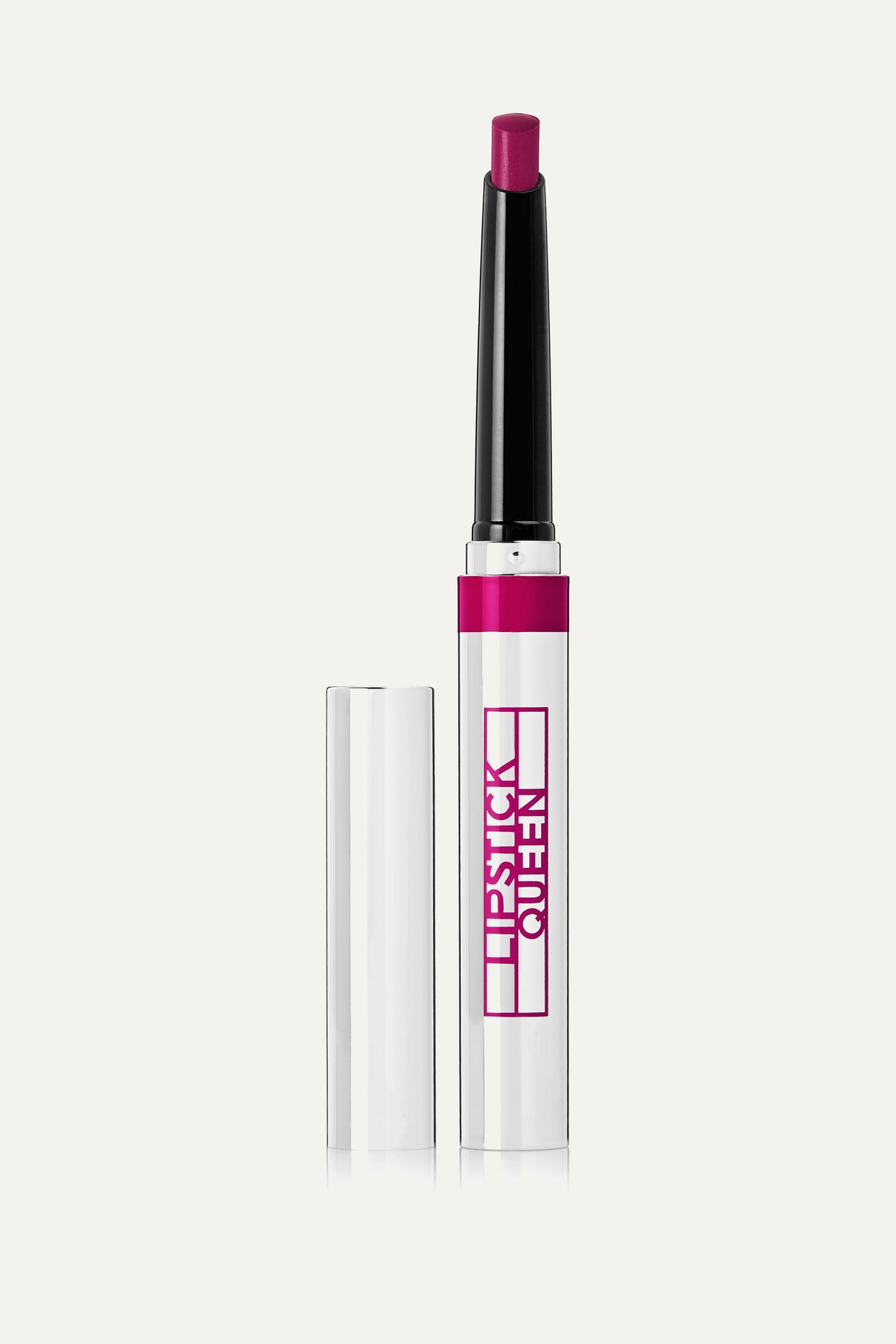 LIPSTICK QUEEN - Rear View Mirror Lip Lacquer - Little Nude Coupe - Purple - one size