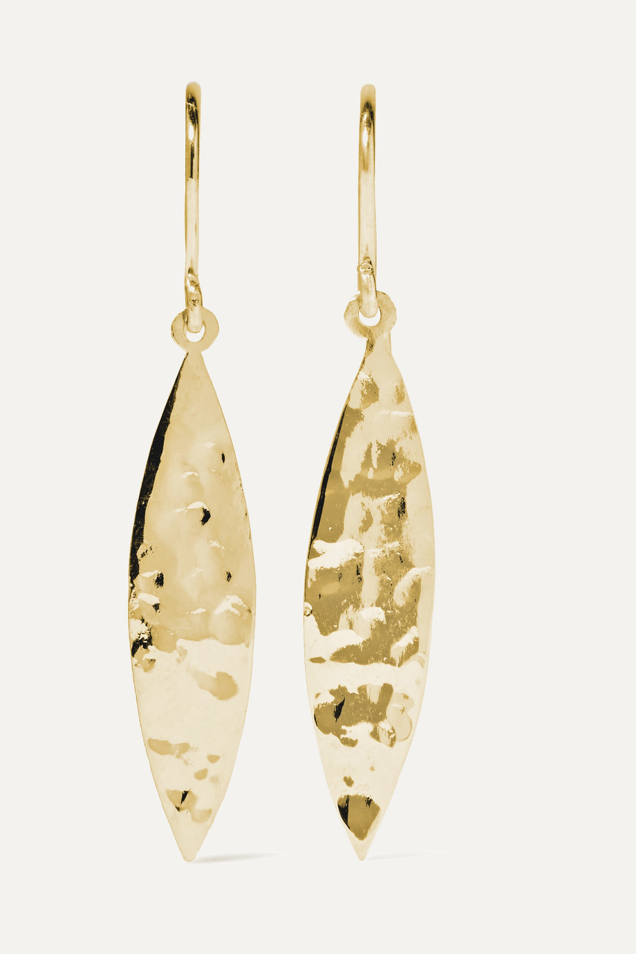 JENNIFER MEYER 18-karat gold earrings