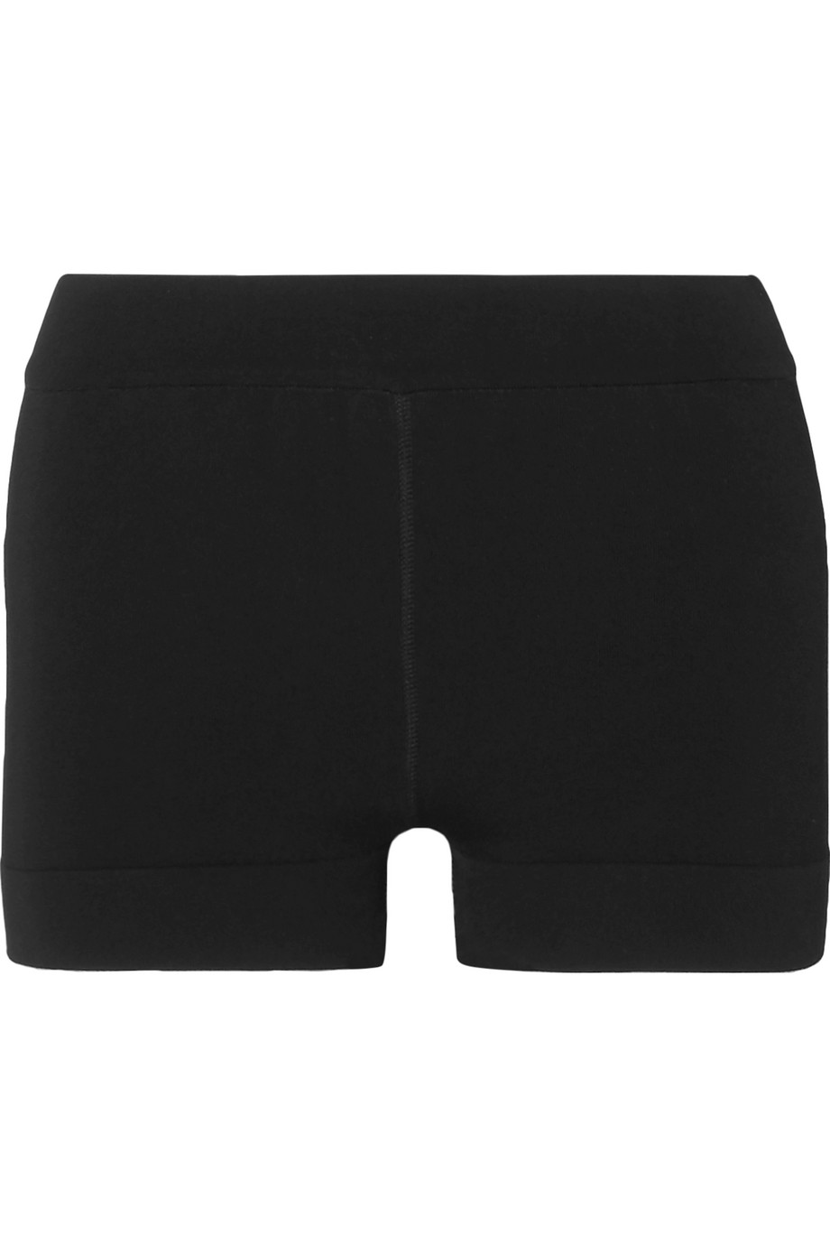 ALAÏA Stretch-knit shorts
