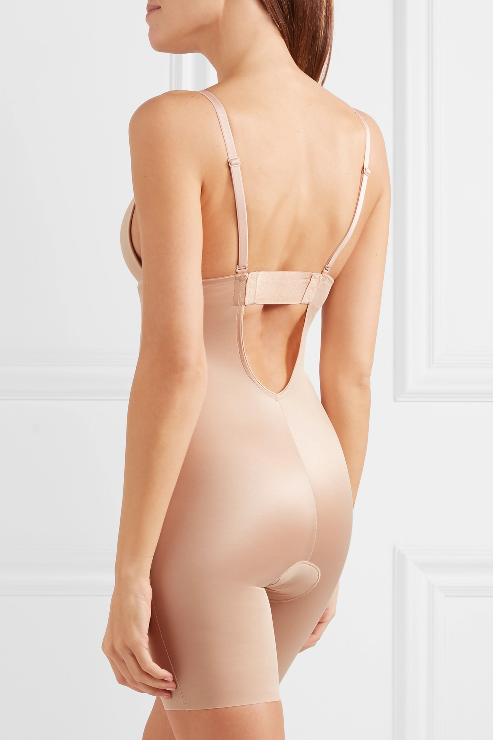 SPANX Suit Your Fancy stretch-jersey bodysuit
