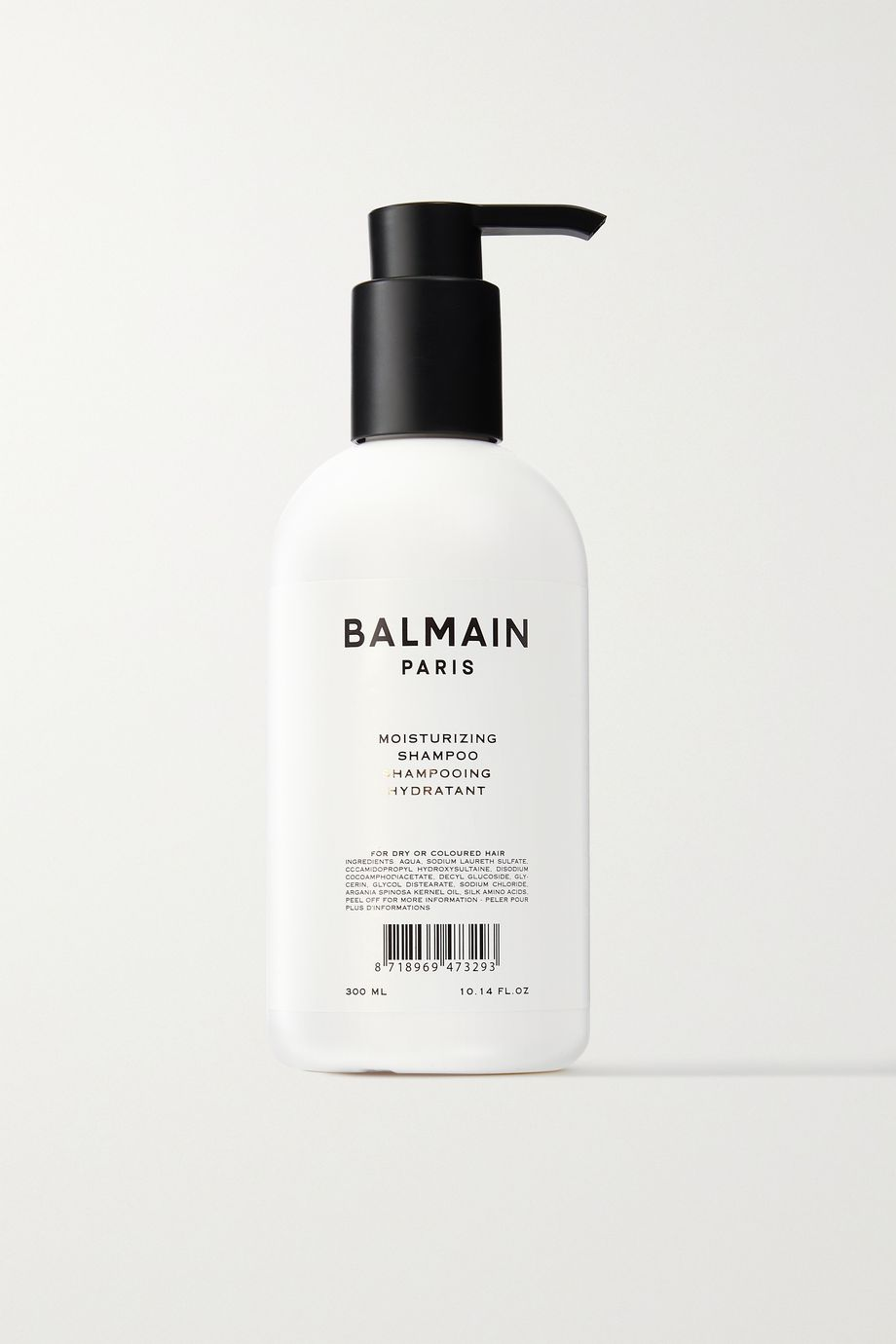 BALMAIN PARIS HAIR COUTURE Moisturizing Shampoo, 300ml