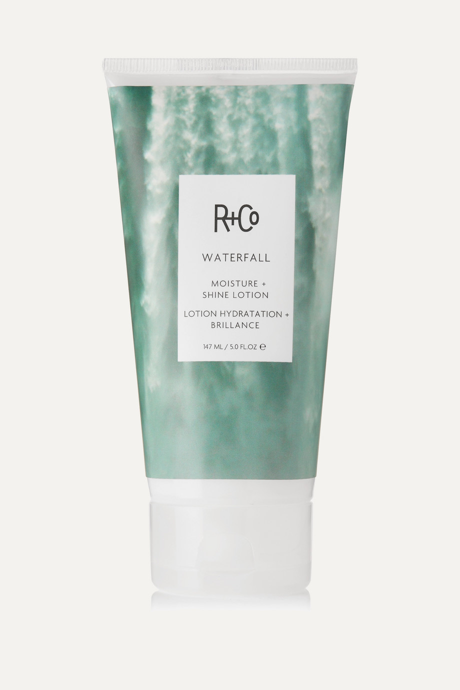 R+CO Waterfall Moisture + Shine Lotion, 147ml