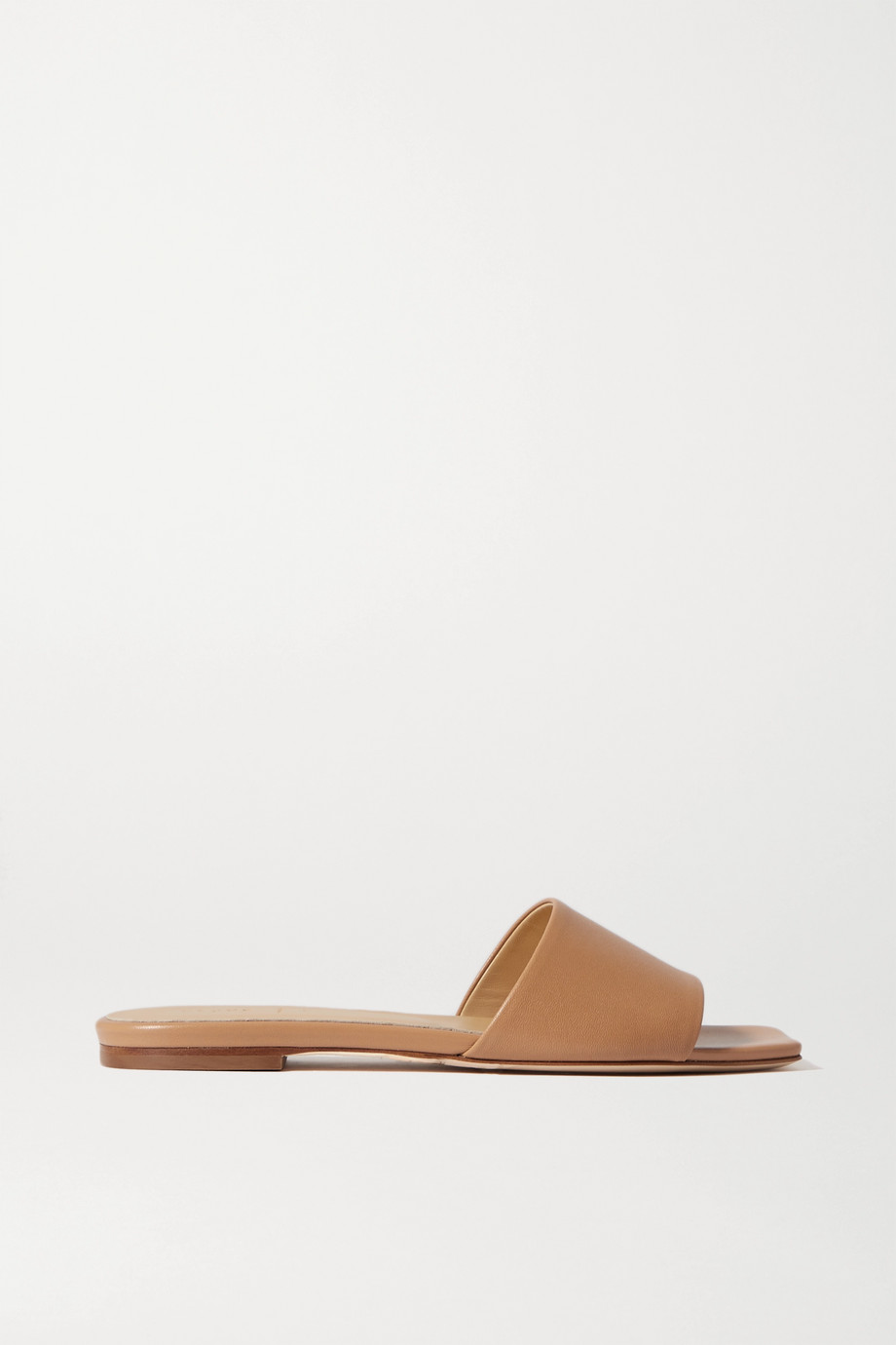 AEYDE Anna leather slides