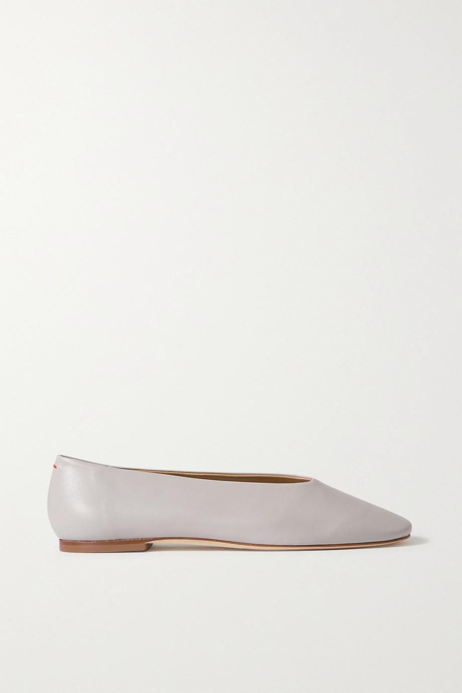 AEYDE Kirsten leather ballet flats