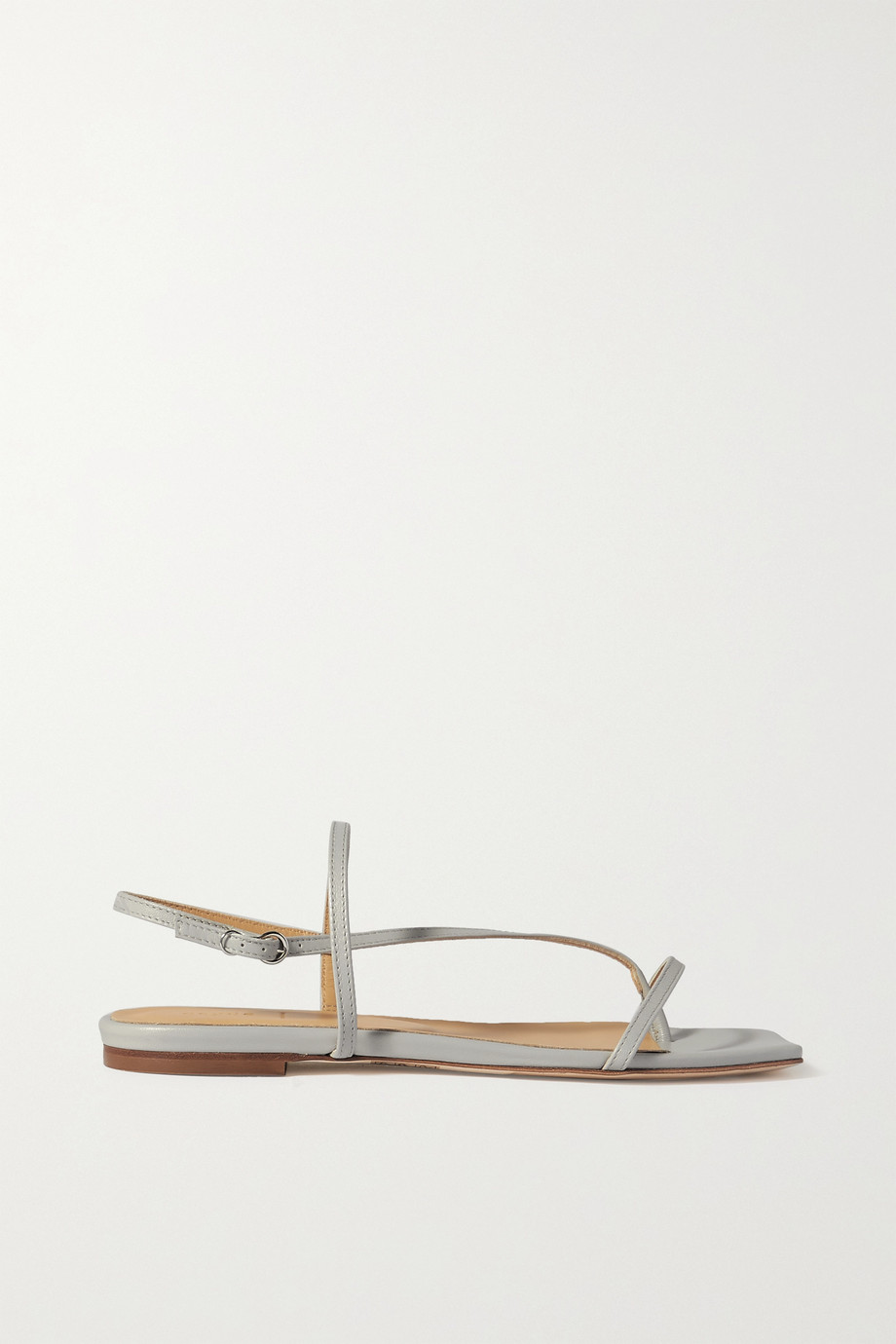 AEYDE Ella leather sandals