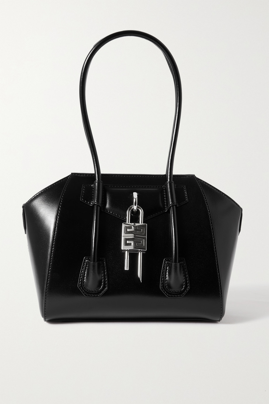 GIVENCHY Antigona Lock small leather tote