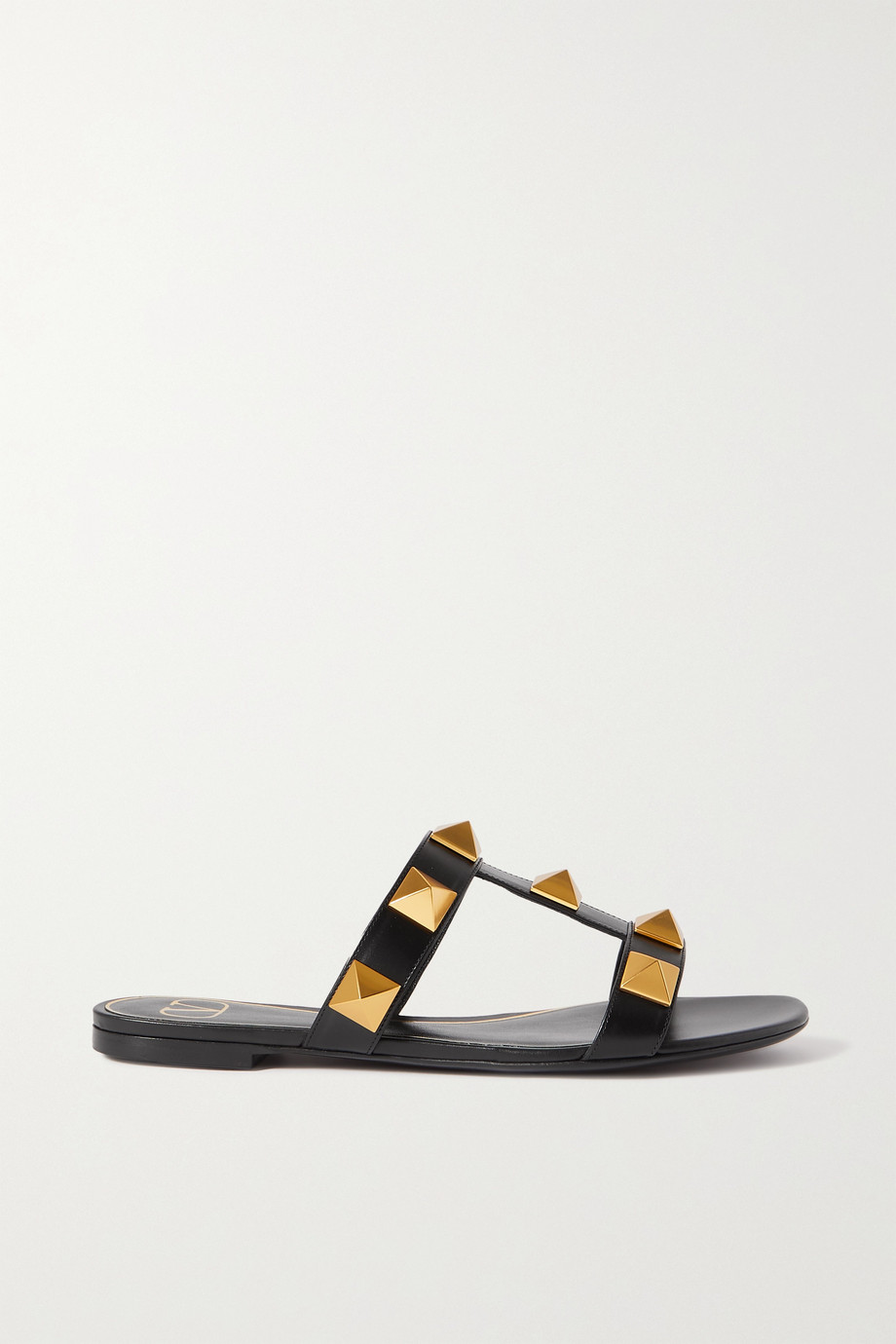 VALENTINO Valentino Garavani Roman Stud leather sandals