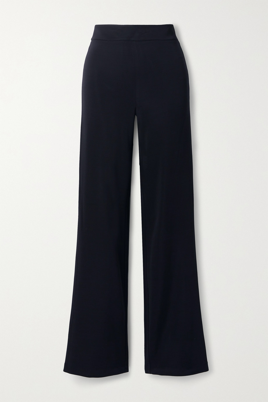 SAFIYAA Lea stretch-jersey straight-leg pants