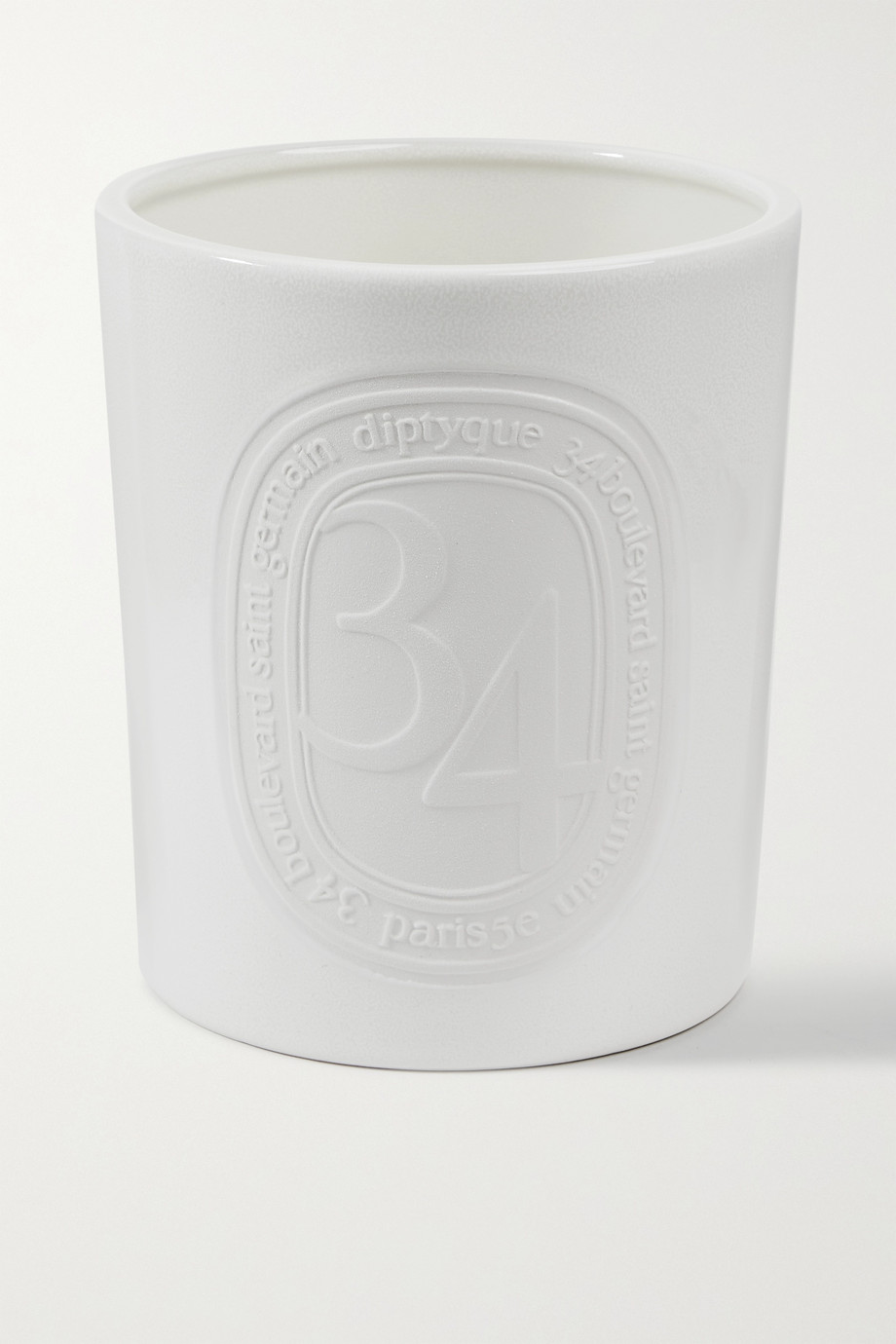 DIPTYQUE 34 Boulevard Saint Germain scented candle, 1500g